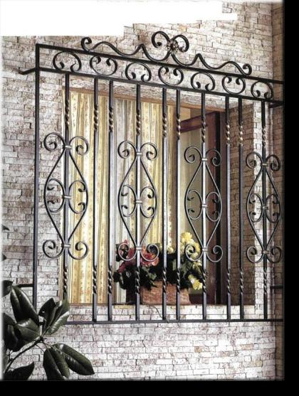 металлические решетки на двери стоимость
